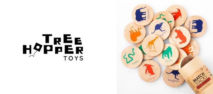Tree Hopper Toys